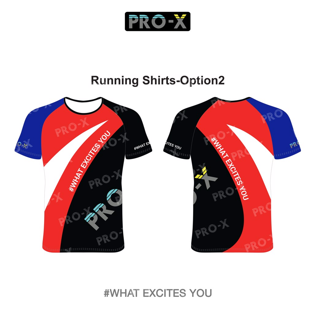 RS_2 Running Shirt