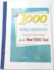 JIM TOEIC 1000 READING COMPREHENSION