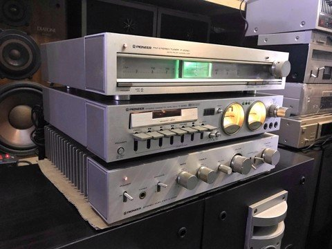 Bộ 3 thớt Ampli Tuner Tape Pioneer A-2030 - amthanhbai.com