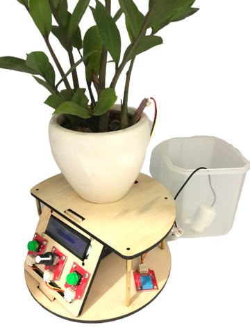 UMake extension - Smart Plant kit V1