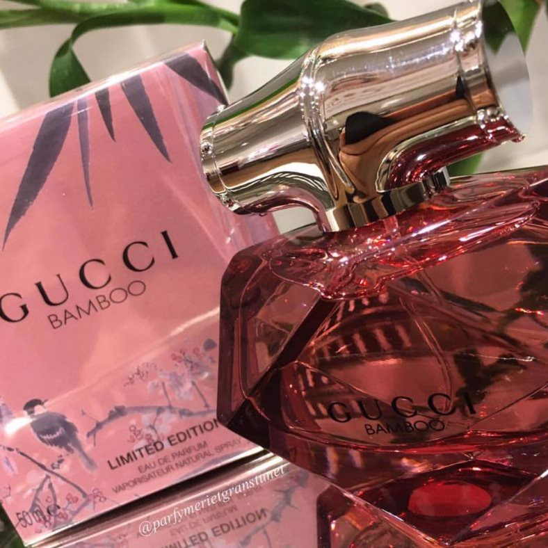 Gucci Bamboo Limited Edition 50ml