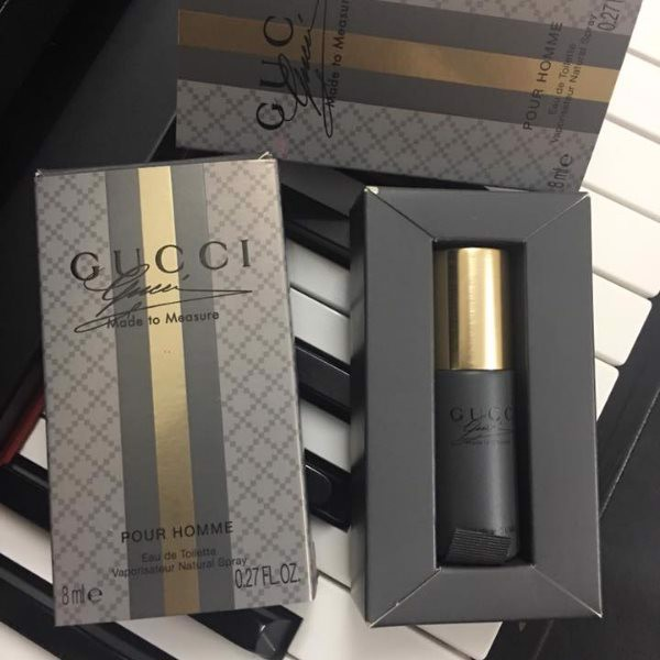 Gucci made to measure 8ml dạng xịt