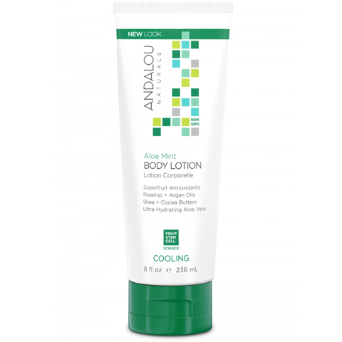 Lotion dưỡng thể Aloe Mint Cooling - 26205