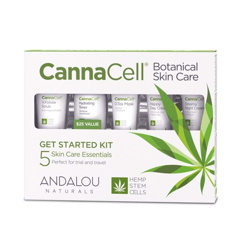 Bộ kit CannaCell® Botanical Skin Care Get Started Kit- 25750
