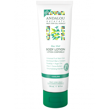 Lotion dưỡng thể Aloe Mint Cooling