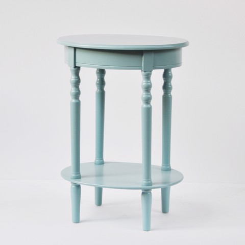 Oval side table<br/>IDT2881
