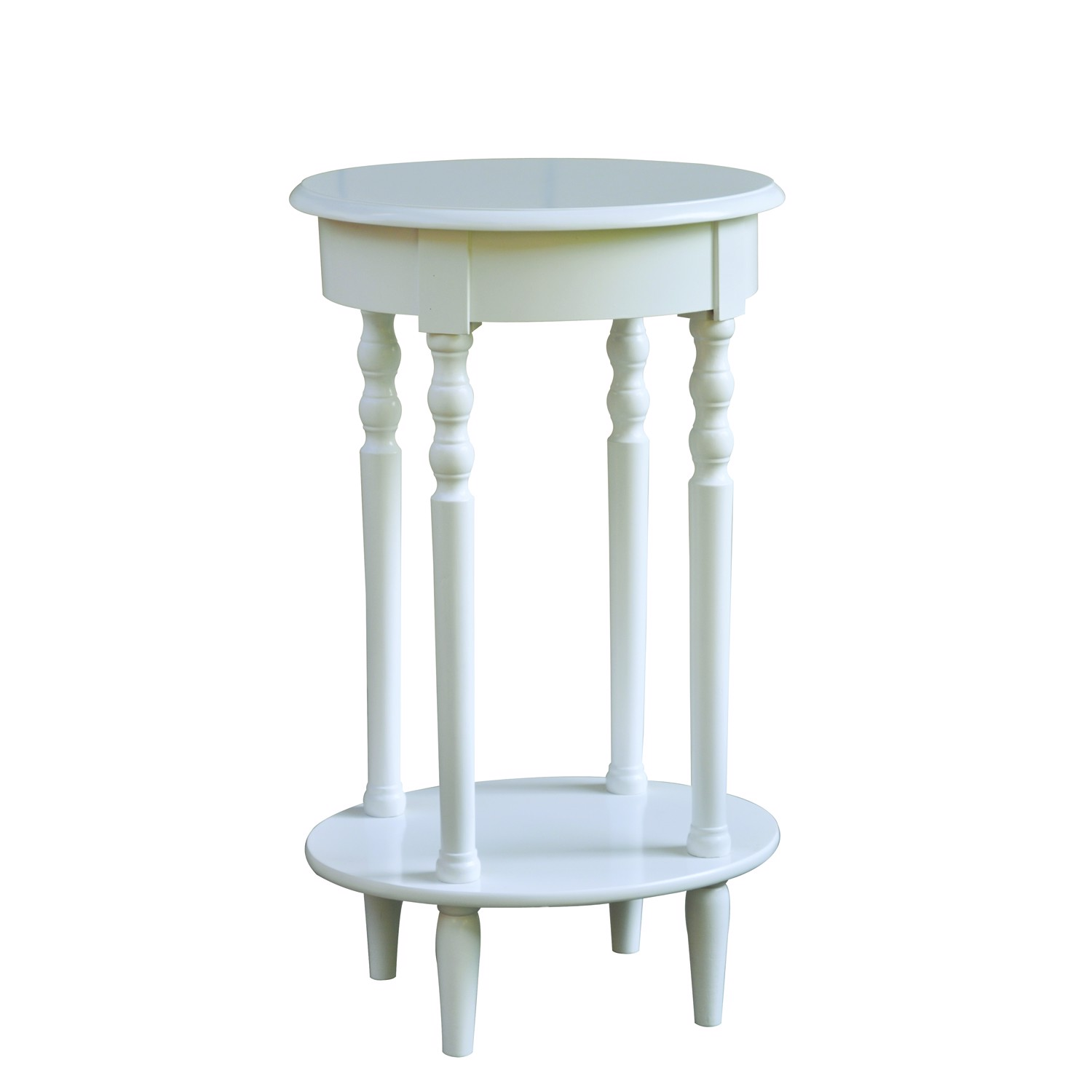 Accent Table<br/>IDT3698WHI