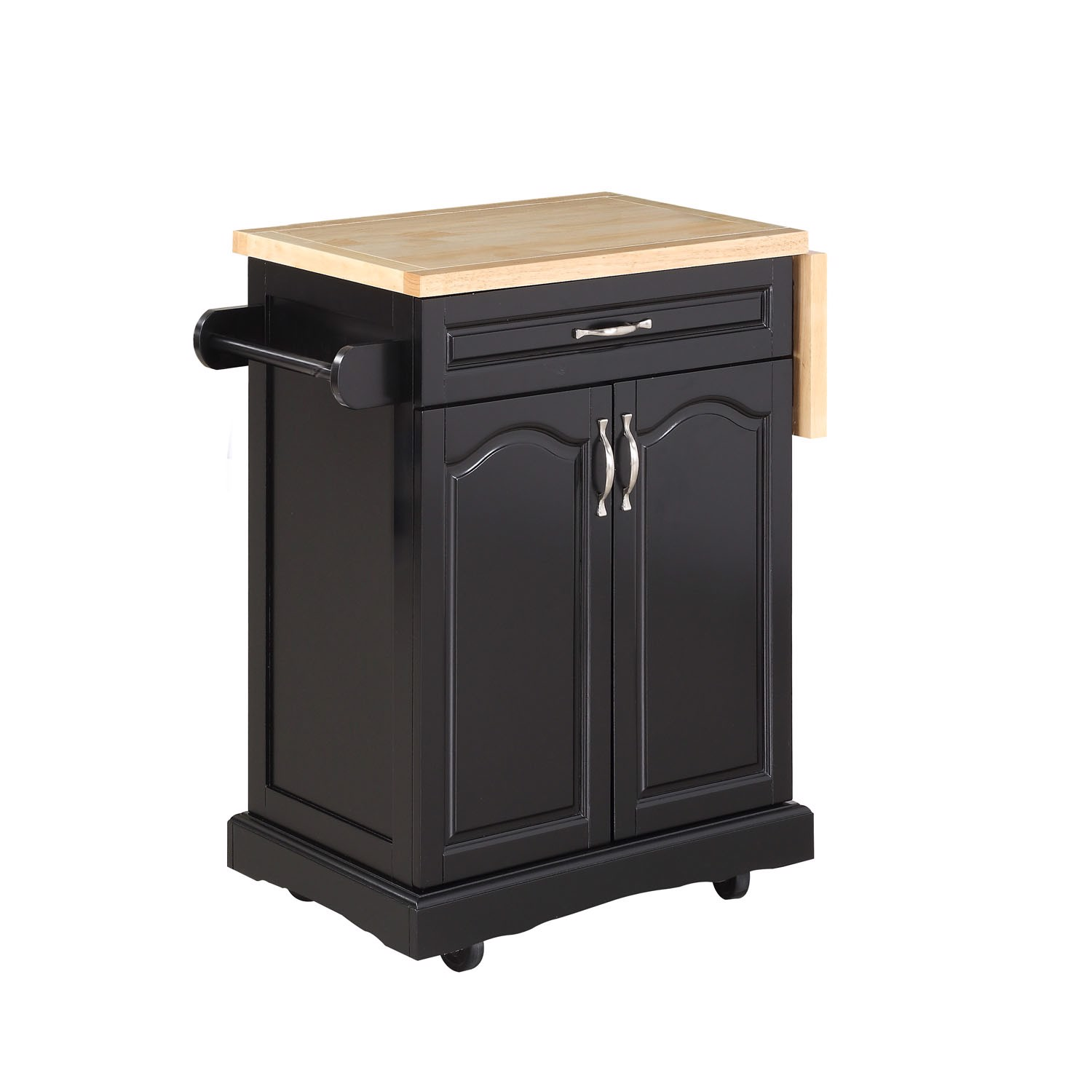 Kitchen Cart<br/>IDT3780BLK