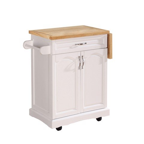 Kitchen Cart<br/>IDT3780WHI