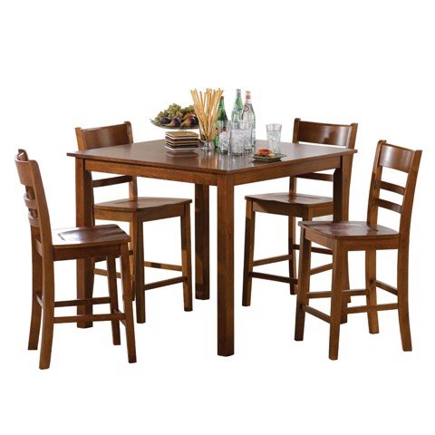 5 PC Counter Dinning Set<br/>IDT4044