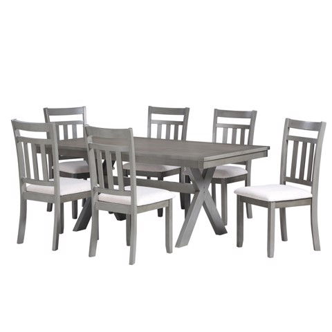 7 PC Dining Set<br/>IDT4948