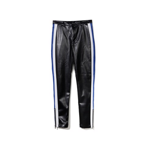 RACING LEATHER PANTS