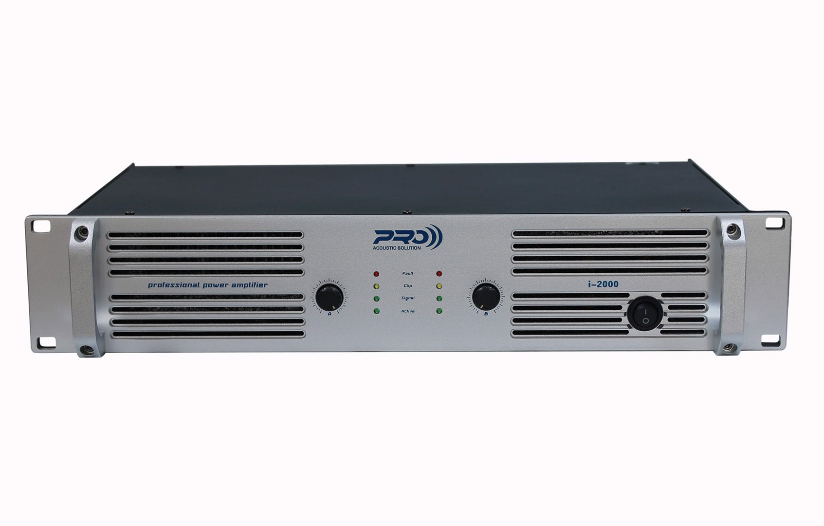 Ampli PRO ACOUSTIC SOLUTION i-2000