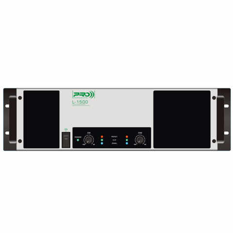 Ampli PRO ACOUSTIC SOLUTION L-1500