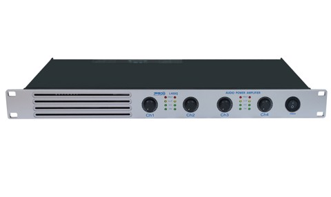 Ampli PRO ACOUSTIC SOLUTION L-400Q