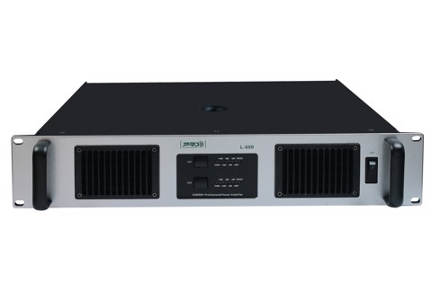 Ampli PRO ACOUSTIC SOLUTION L-600