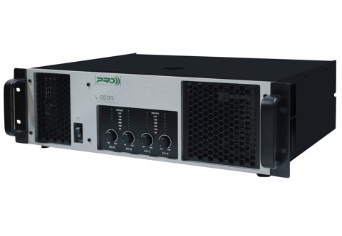 Ampli PRO ACOUSTIC SOLUTION L-800Q