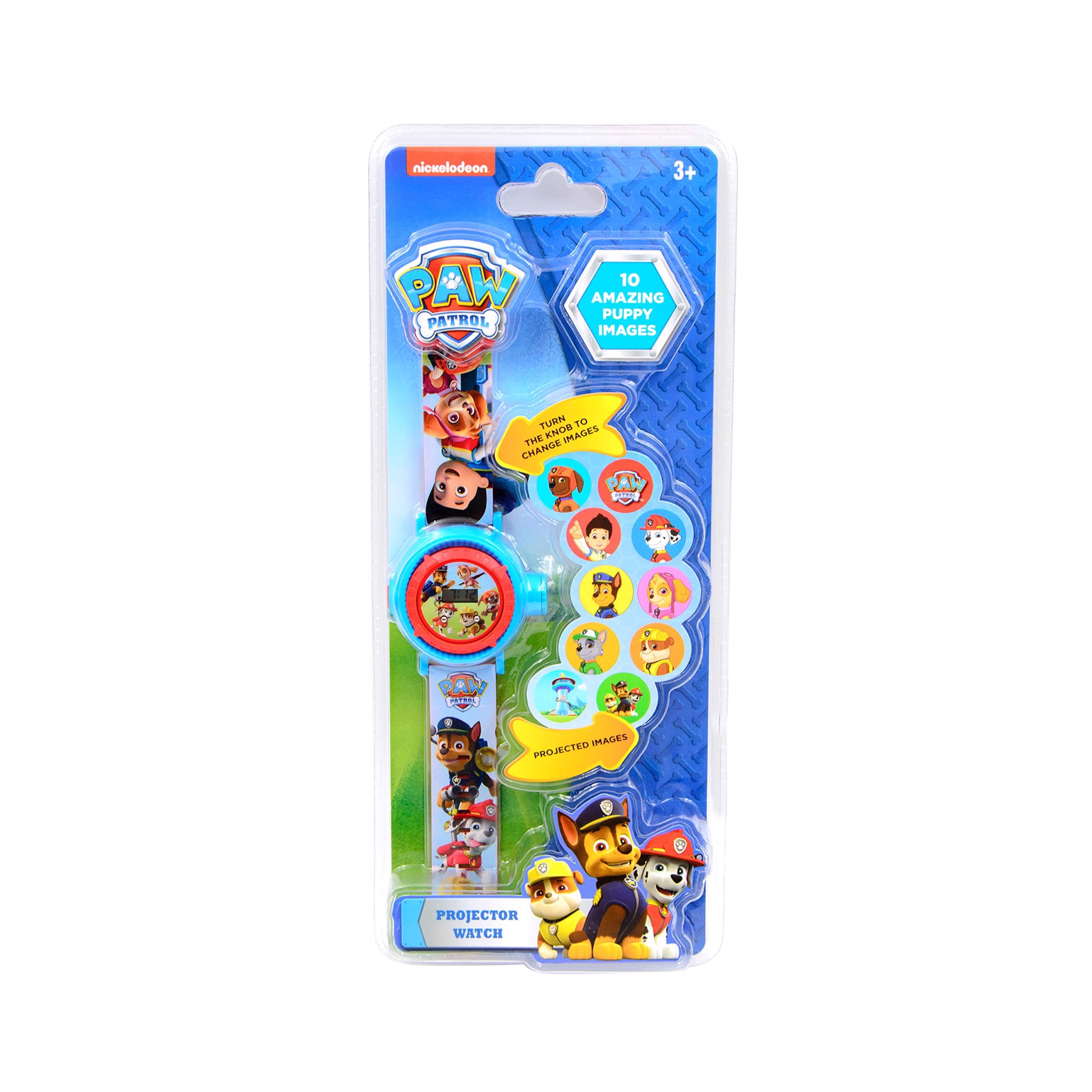 Đồng hồ Paw Patrol Projection
