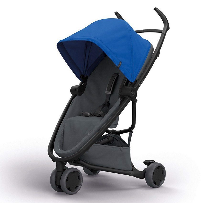Xe đẩy Zapp Flex (Blue on Graphite) QUINNY