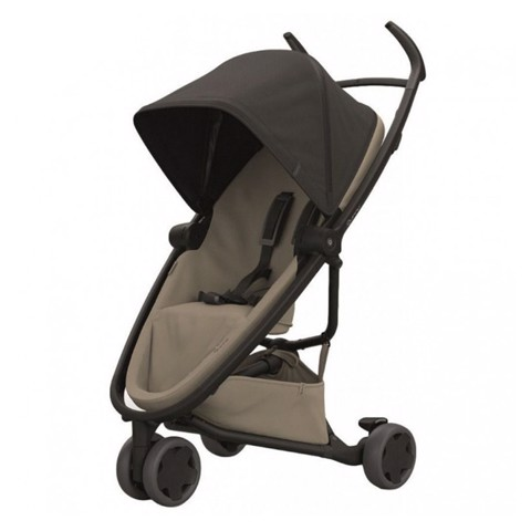 Xe đẩy Zapp Flex (Black on Sand) QUINNY