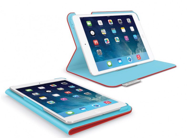 Case Logitech Folio Protective Cho iPad Air