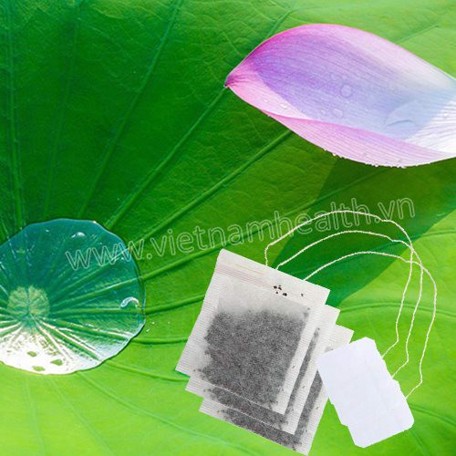 Lotus Leaf Tea Bag