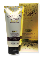 Mặt nạ lột tinh chất collagen &luxury Gold Peel Off Pack 3w Clinic 100ml