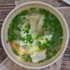 RICE NOODLES SOUP WITH VIETNAMESE CHILI SALT