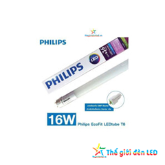 Bóng LED Tuýp T8 Philips 16w Ecofit