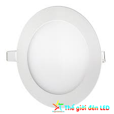 Panel light PL-6-T120-V