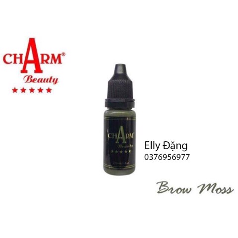 mực Charm Brown moss