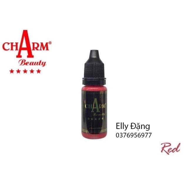 mực Charm red