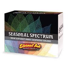 Seasonal Spectrum