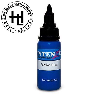 MỰC XĂM INTENZE PERSIAN BLUE ( 30ml )