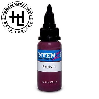 MỰC XĂM INTENZE RASPBERRY ( 30ml )