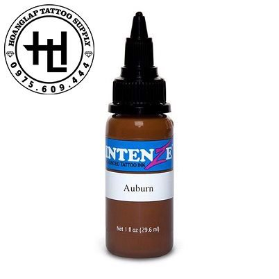 MỰC XĂM INTENZE AUBURN ( 30ml )