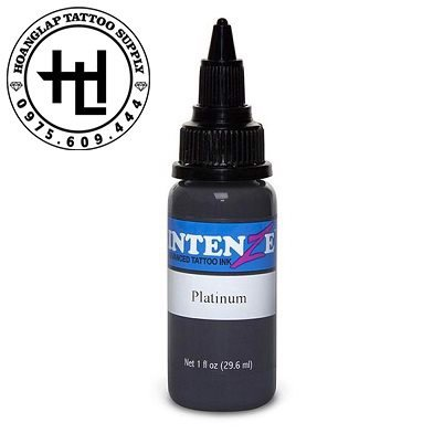 MỰC XĂM INTENZE LATINUM ( 30ml )