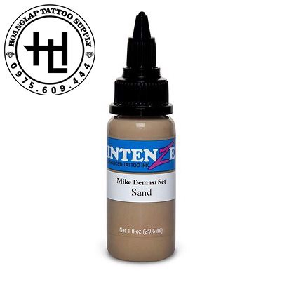 MỰC XĂM INTENZE SAND ( 30ml )