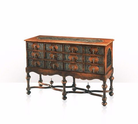 6005-075 Chest of Drawer - tủ hộc kéo