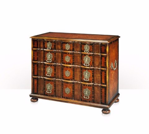 6005-179 Chest of Drawer - tủ hộc kéo