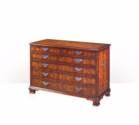 6005-245 Chest of Drawer - tủ hộc kéo