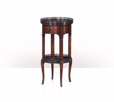 5000-029 Table - Bàn Walnut Circle