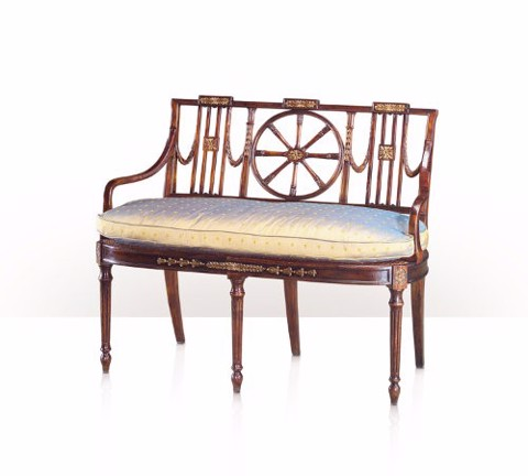 4500-046 Chair - ghế Regency Companion