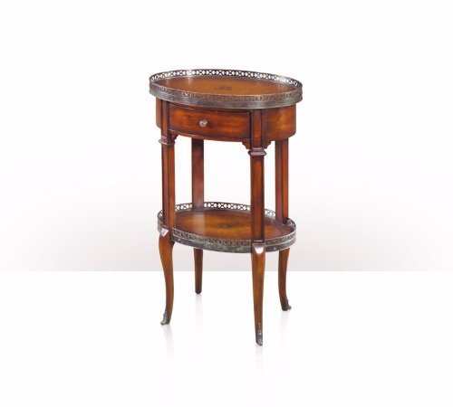 5000-028 Side Table - bàn side Louis XVI Sometime Table