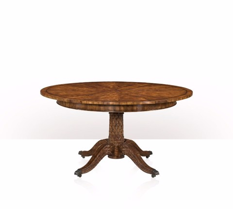 5405-203 Table - Bàn The Leaf Carved Jupe Table