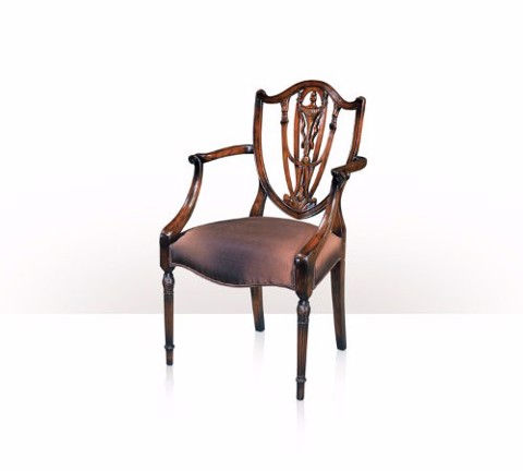 4100-448 Chair - ghế The Hidden Vase Armchair