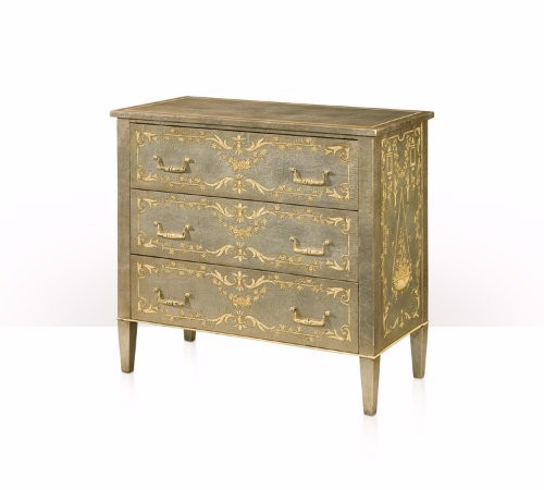 6002-168 Chest of Drawer - tủ hộc kéo