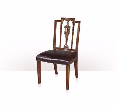 4000-610 Chair - ghế Formal Lines