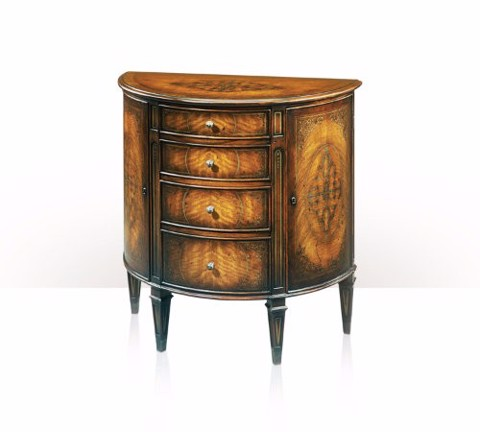 6005-117 Chest of Drawer - tủ hộc kéo
