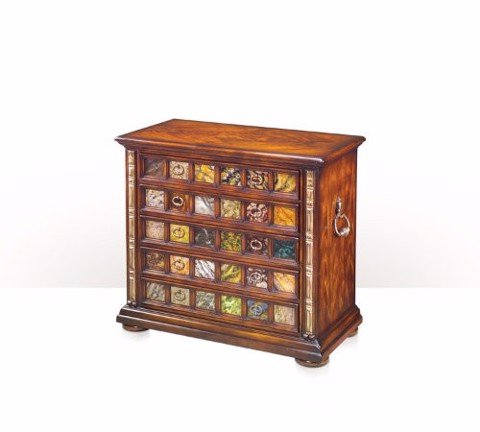 6005-236 Chest of Drawer - tủ hộc kéo
